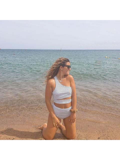 Rock your swimsuit on Instagram and use the hashtag #walkonbeach to join our tribe!